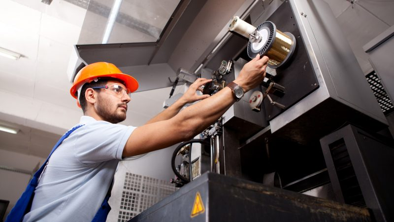 Machine Safety Management