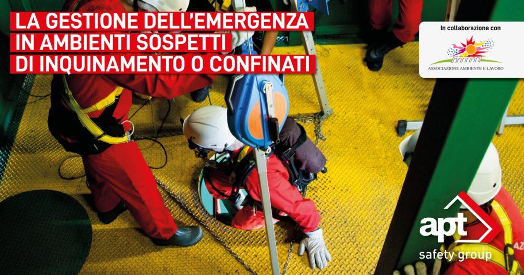 Convegno Emergenza Spazi Confinati