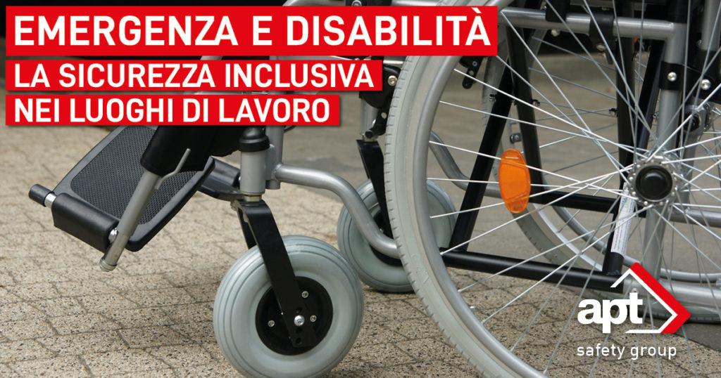 Convegno Emergenza Disabilità