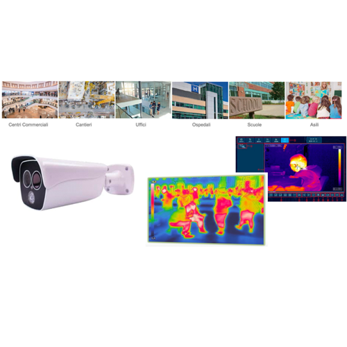 telecamere IP termiche